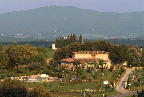 Antico Borgo il Cardino: Panorama