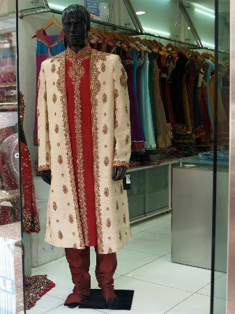 Meena Bazaar: Fancy clothes