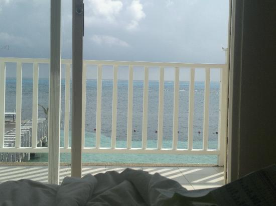 Decameron Los Delfines: Vista desde la habitación