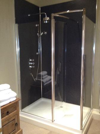 The Eltermere Inn: Shower