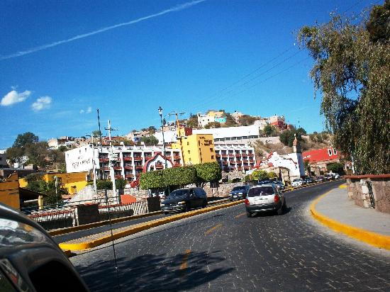 Hotel Real de Minas: real de minas
