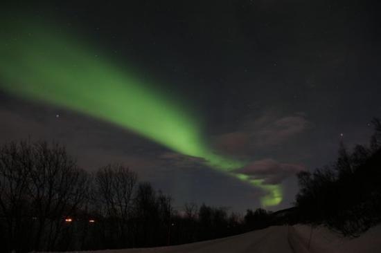 The AuroraChaser Kjetil Skogli: Aurora after midnight