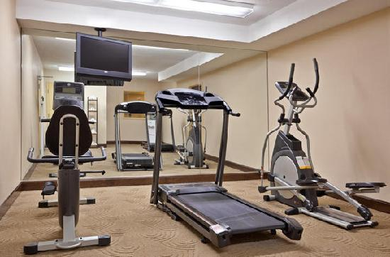 Holiday Inn Express Cincinnati West: Fitness Room
