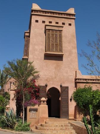 Residence Al Qantara: L'entrée du restaurant
