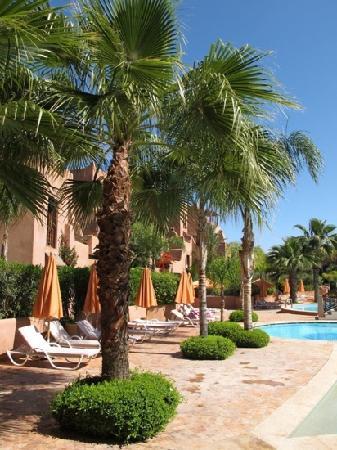 Residence Al Qantara : Paradisiaque !