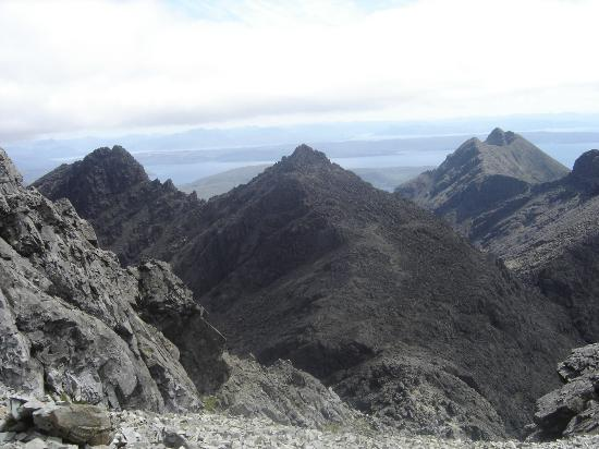 Sgurr Alasdair: Great view