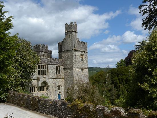 Lismore Castle Gardens & Gallery: Lismore Castle
