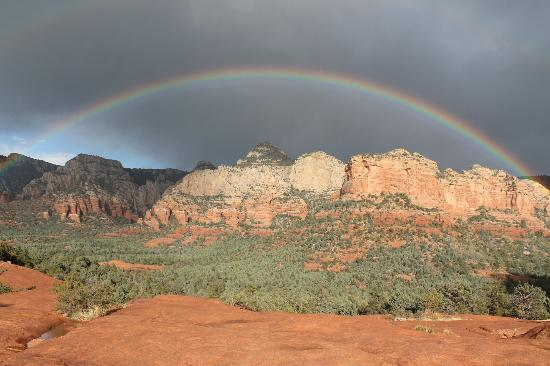 Pink Jeep Tours Sedona: Timing is everything!