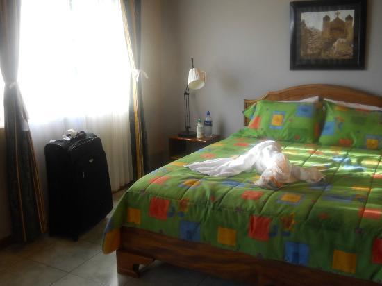 Hotel Las Orquideas: Hotel room