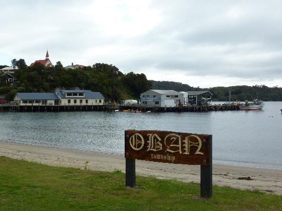 Village & Bays Tours - Stewart Island Experience : Oban