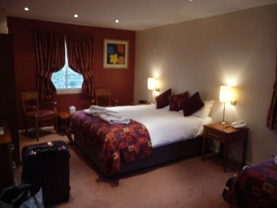 The Conningbrook Hotel: coté parental