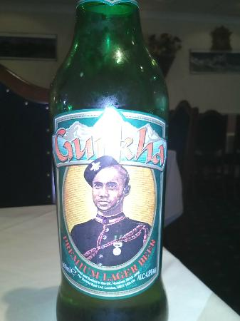 Shahi Restaurant: The Gurkha beer. Have not seen it anywhere else. Good!