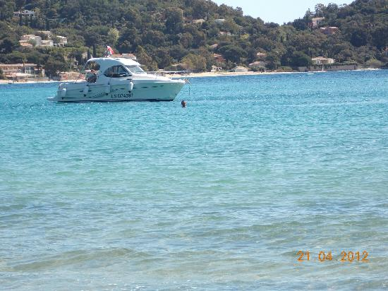 Hotel Azur : Praia próxima - nudismo