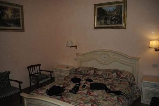 Hotel Sileo: La camera