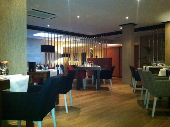 Golden Tulip Weert Hotel: restaurant