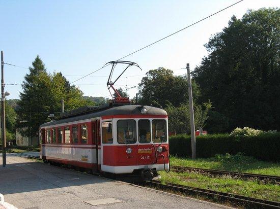 Historische Traunseebahn