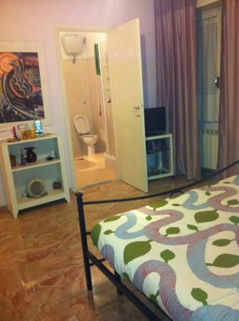 Il Giardino Casamari B&B: camera olivo
