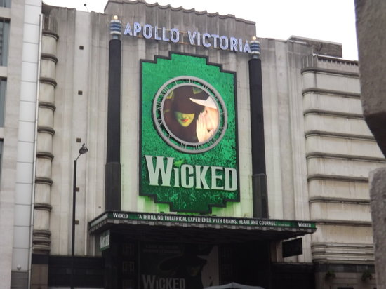 ‪Wicked the Musical‬