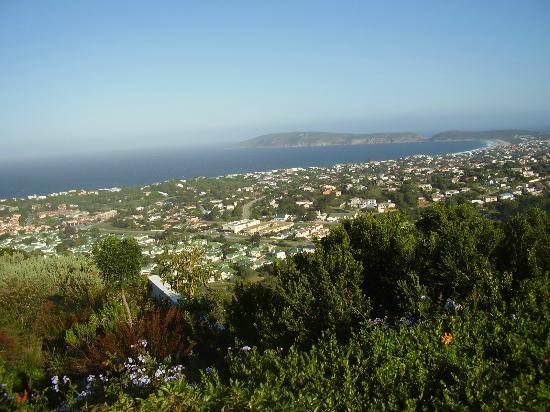 Bosavern Guest House: Uitzicht