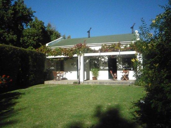 Riverside Cottages at La Bourgogne Photo
