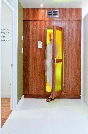 Spruce Body Lab : Private Cedar Line Infrared Sauna