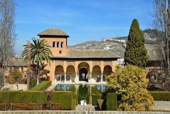 Hotel Macià Real de la Alhambra: The Alhambra