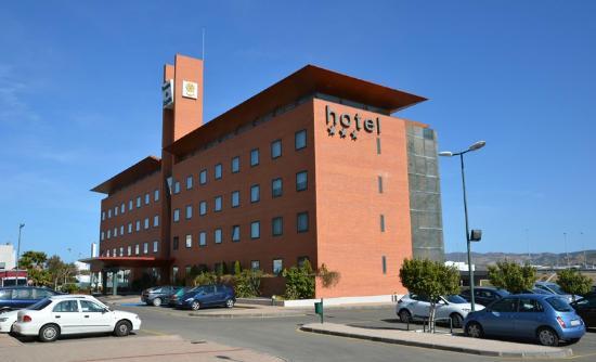 Posadas de España Cartagena: Hotel