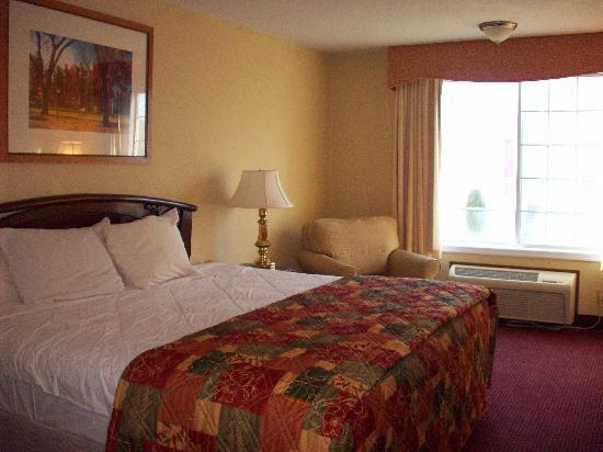 Howard Johnson Atlantic City Egg Harbor Township: King Room