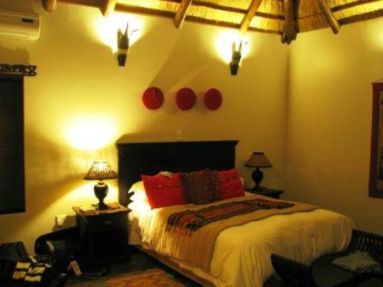 Lodge Afrique: room