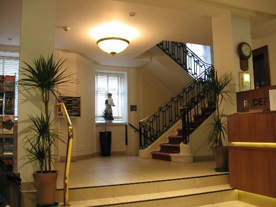 Astor Court Hotel: hall de entrada