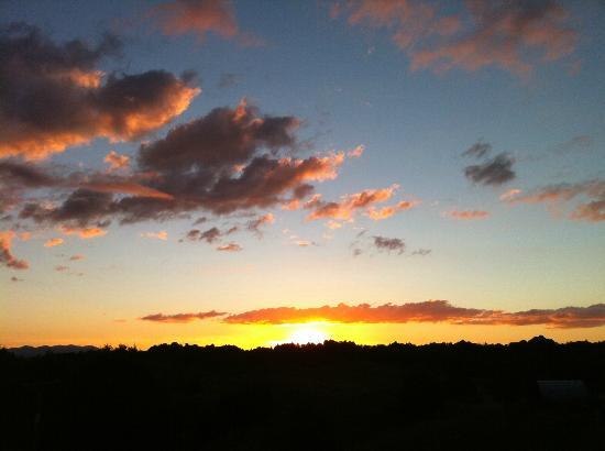 Te Tiro : Ti Tiro Sunset