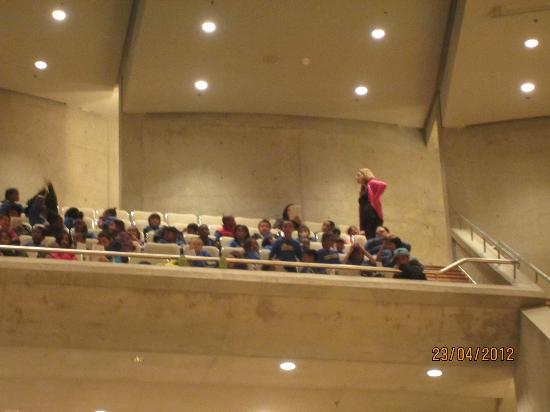 Roy Thomson Hall: one of many box seats