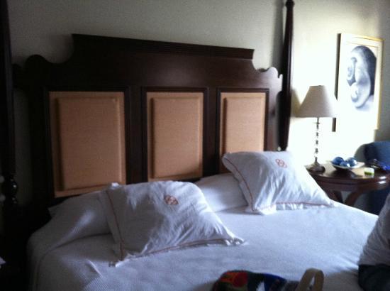 Occidental Grand Aruba All Inclusive Resort: Comfortable Bed