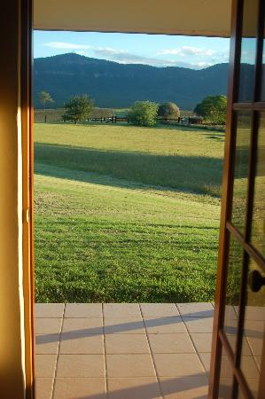 Berenbell Vineyard Retreat: view