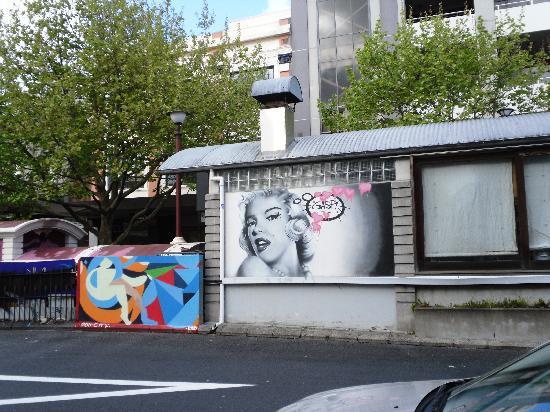 Karangahape Road (K Road): Street Art