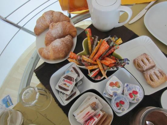 Il Terrazzo: Breakfast