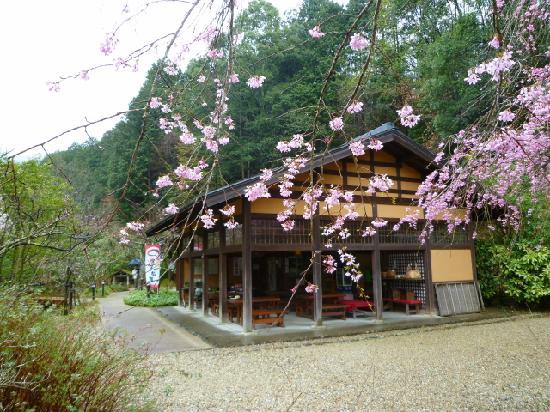 Kogetsuin: 途中の茶店