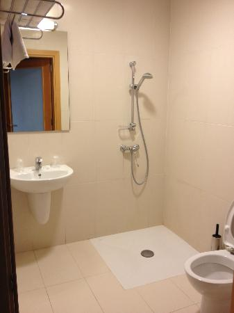 The Plaza & Plaza Regency Hotels : baño