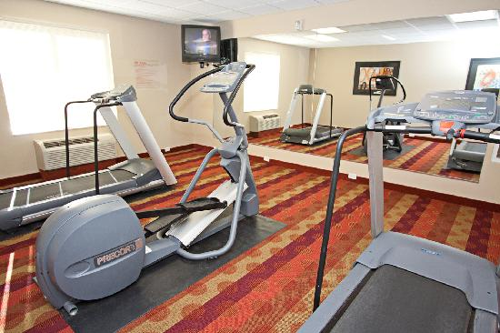 TownePlace Suites Ontario Airport: Fitness Center