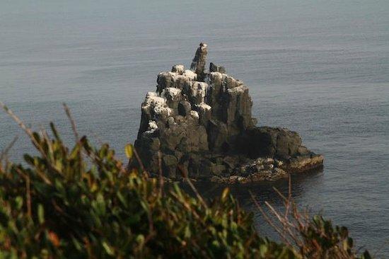 Iki, Japón: 折れ柱