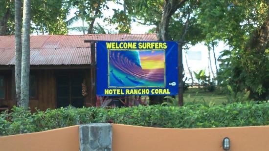 Hotel Rancho Coral: Welcome to Rancho Coral!