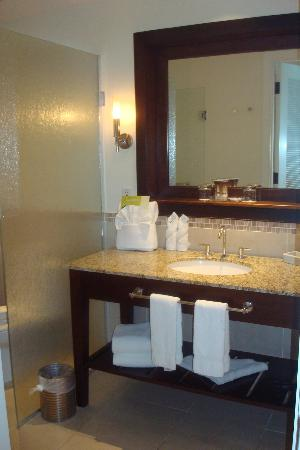 The Lodge at Hammock Beach: Bathroom