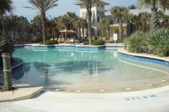 The Lodge at Hammock Beach: The pool at the Lodge
