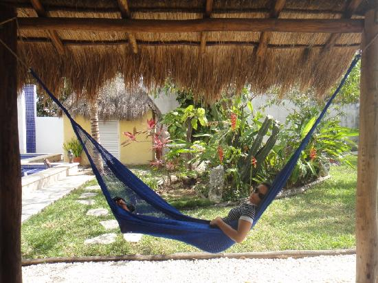 Villa Escondida Bed and Breakfast: Relax no fim do dia