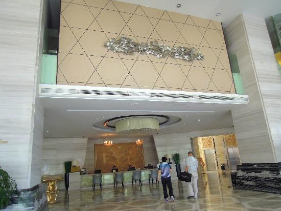 Fenglin International Hotel: Lobby (Yulin, Fenglin International)
