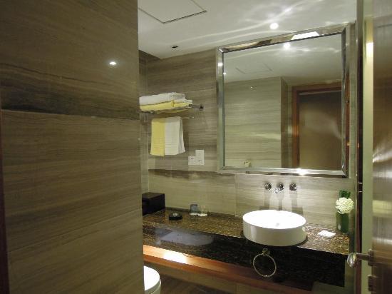 Fenglin International Hotel: Bathroom (Yulin, Fenglin International)