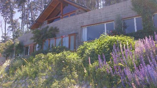 Las Ramblas de Puerto Manzano: vista desde los jardines