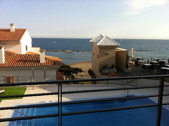 Vincci Seleccion Aleysa Hotel Boutique & Spa: View from A17