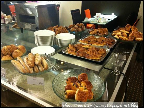 Breakfast Picture Of Pullman Paris Montparnasse Paris