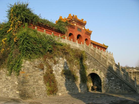 Jingzhou, China: The Xuanmiao (Abstruse) Temple